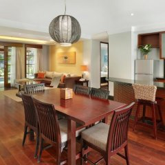 Отель Novotel Bali Nusa Dua 4* Апартаменты с различными типами кроватей фото 4