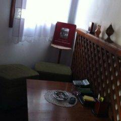 Отель Guest House Hava Baci Берат сейф в номере
