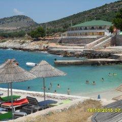 Отель Skrapalli Албания, Ксамил - отзывы, цены и фото номеров - забронировать отель Skrapalli онлайн приотельная территория