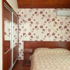 Doga Sara Butik Hotel Стандартный семейный номер с двуспальной кроватью фото 5