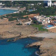 Отель Aktea Beach Village пляж