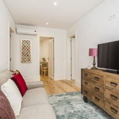 Отель LxWay Apartments Condessa Португалия, Лиссабон - отзывы, цены и фото номеров - забронировать отель LxWay Apartments Condessa онлайн комната для гостей фото 3
