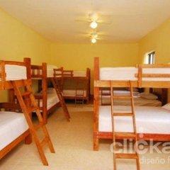 Отель Olga Querida B&B Hostal Кровать в общем номере с двухъярусной кроватью фото 4