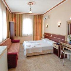 Kleopatra Aydin Hotel 3* Стандартный номер с различными типами кроватей фото 7