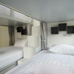 Отель Cacha bed Кровать в общем номере с двухъярусной кроватью фото 2