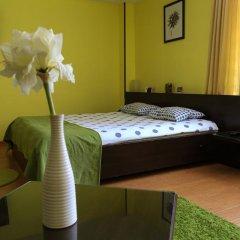 Гостиница Цветы Полулюкс разные типы кроватей фото 24