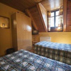 Отель Fonda Eth Petit сейф в номере