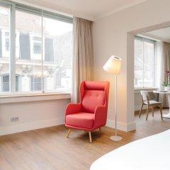 Отель NH Collection Brussels Centre 4* Люкс с разными типами кроватей фото 3