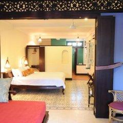 Отель Lotus Villa 3* Люкс с различными типами кроватей фото 2