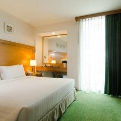 Отель At Ease Saladaeng 4* Номер Делюкс с различными типами кроватей фото 5