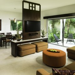 Отель El Dorado Maroma Gourmet All Inclusive by Karisma, Adults Only комната для гостей фото 3