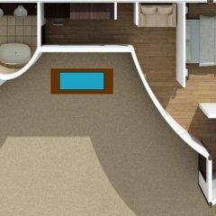 Отель Kihaa Maldives Island Resort 5* Люкс разные типы кроватей фото 18