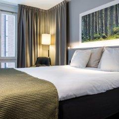 Hotel Birger Jarl 4* Стандартный номер с двуспальной кроватью фото 9