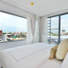 Отель Riva Arun Bangkok 4* Люкс Премиум с различными типами кроватей фото 11