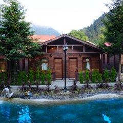 Keles Hotel Турция, Узунгёль - отзывы, цены и фото номеров - забронировать отель Keles Hotel онлайн бассейн фото 3