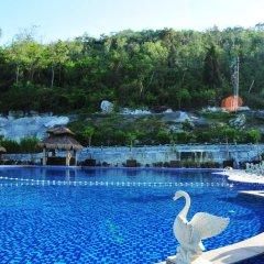 Отель Grand Metropark Bay Hotel Sanya Китай, Санья - отзывы, цены и фото номеров - забронировать отель Grand Metropark Bay Hotel Sanya онлайн бассейн фото 3