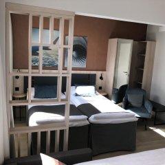 Airport Hotel Pilotti 3* Стандартный номер с различными типами кроватей фото 31