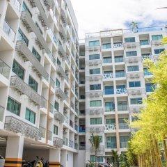 Отель Water Park Condominium By Mr.Butler балкон