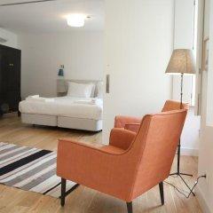 Отель My Suite Lisbon 4* Люкс с различными типами кроватей фото 8