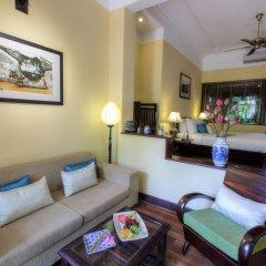Отель Hoi An Trails Resort 4* Номер Делюкс с различными типами кроватей фото 9