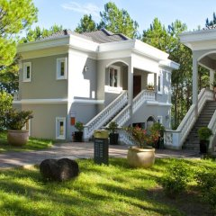 Отель Dalat Edensee Lake Resort & Spa 5* Номер Делюкс фото 4