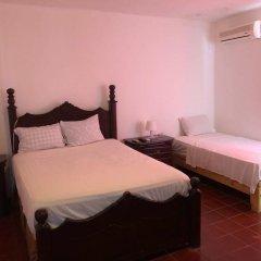 Bocachica Beach Hotel 3* Номер Делюкс фото 9