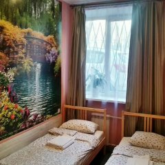 Mini-Hotel Na Beregah Nevy Номер категории Эконом с 2 отдельными кроватями (общая ванная комната) фото 9