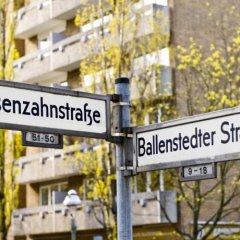 Апартаменты Classic Apartment Берлин приотельная территория
