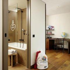 25hours Hotel HafenCity 4* Каюта разные типы кроватей фото 14