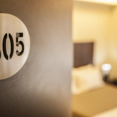 Отель Athens Way 3* Номер Делюкс с различными типами кроватей фото 8