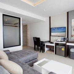 Отель Paripas Patong Resort 4* Люкс Премиум с разными типами кроватей фото 5