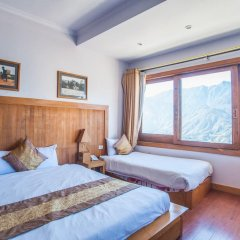 Sapa View Hotel 3* Улучшенный номер с различными типами кроватей