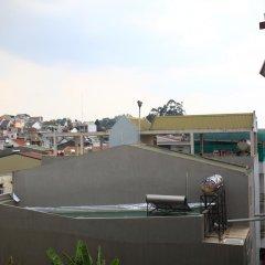 Отель SunnyDalat Homestay Далат парковка