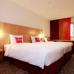 Отель ibis Ambassador Insadong 3* Стандартный номер с двуспальной кроватью фото 2