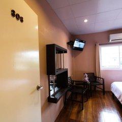 Отель At smile house 2* Улучшенный номер с двуспальной кроватью фото 3