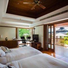 Отель Trisara Villas & Residences Phuket 5* Вилла с различными типами кроватей фото 9