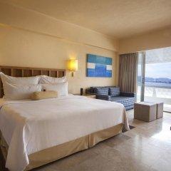 Отель Fiesta Americana Acapulco Villas 4* Номер Делюкс с различными типами кроватей фото 4