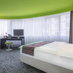 Отель Park Inn by Radisson Nuremberg 3* Улучшенный номер с различными типами кроватей фото 7