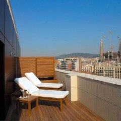 Отель Eurostars Monumental 4* Улучшенный номер с разными типами кроватей фото 4