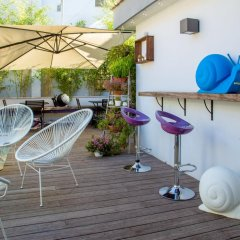 Hotel Del Corso балкон