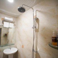Отель D.H Sinchon Guesthouse 2* Стандартный номер с различными типами кроватей фото 13