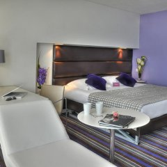 Отель Mercure Nice Promenade Des Anglais 4* Улучшенный номер с различными типами кроватей фото 3