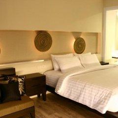 Отель Sarikantang Resort And Spa 3* Номер Делюкс с различными типами кроватей фото 31