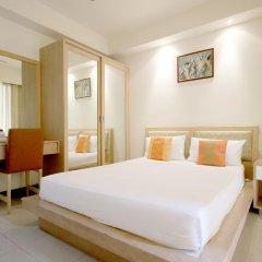 Orange Hotel 3* Улучшенный номер с разными типами кроватей фото 4