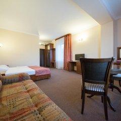 Аврора Отель 3* Люкс с различными типами кроватей
