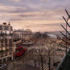 Отель Hôtel Prince Франция, Париж - отзывы, цены и фото номеров - забронировать отель Hôtel Prince онлайн балкон