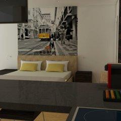 Апартаменты Lisbon City Apartments & Suites Апартаменты с различными типами кроватей фото 6