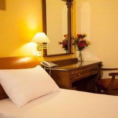 Отель Galini Palace 3* Стандартный номер с различными типами кроватей фото 3