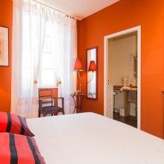 Отель Les Petites Vosges Стандартный номер с различными типами кроватей
