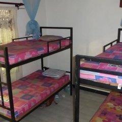 Seethas Hostel Кровать в общем номере с двухъярусной кроватью фото 2